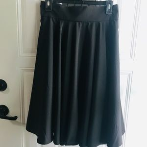 Dresses & Skirts - Black A-line Skirt